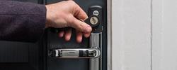 South Lambeth access control service